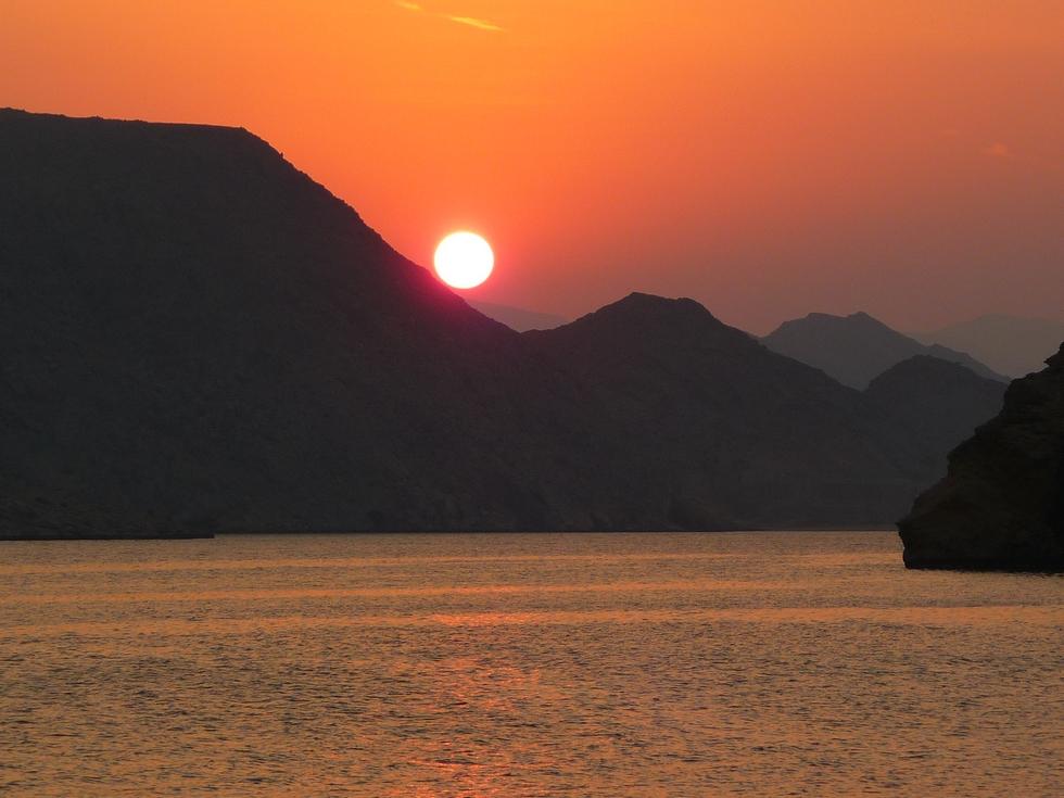 coucher de soleil-khiran-decouverte-oman