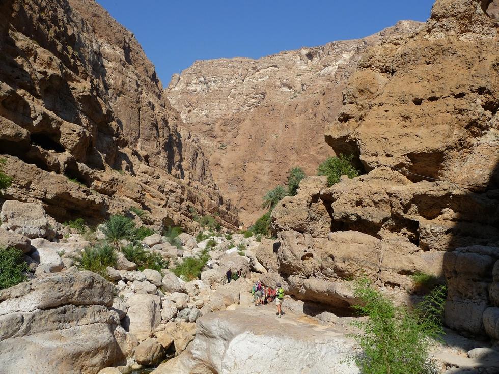 wadi shab-randonnee-decouverte-oman