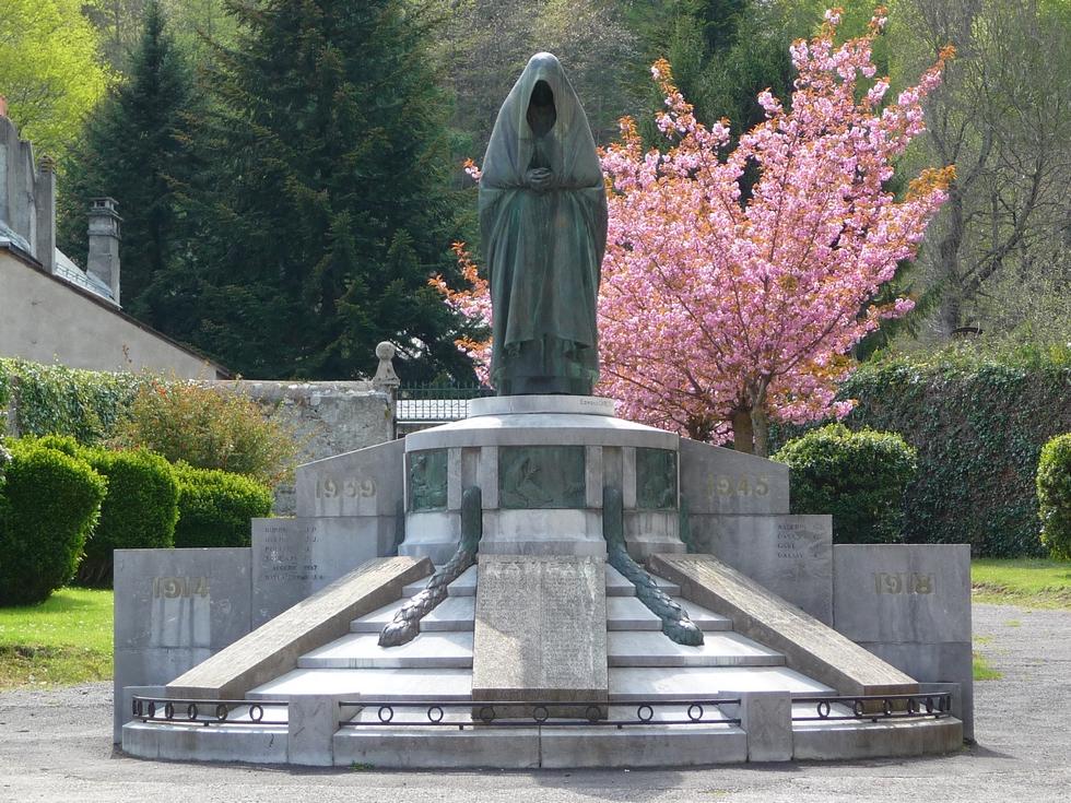 monument aux morts-campan-grande guerre