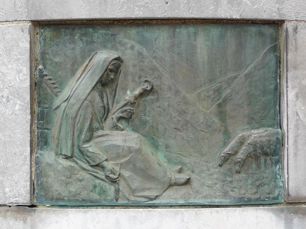 symbole-paix-la laine-campan-grande guerre