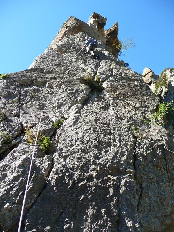 rocher montagne-caroux-escalade-robert le diable