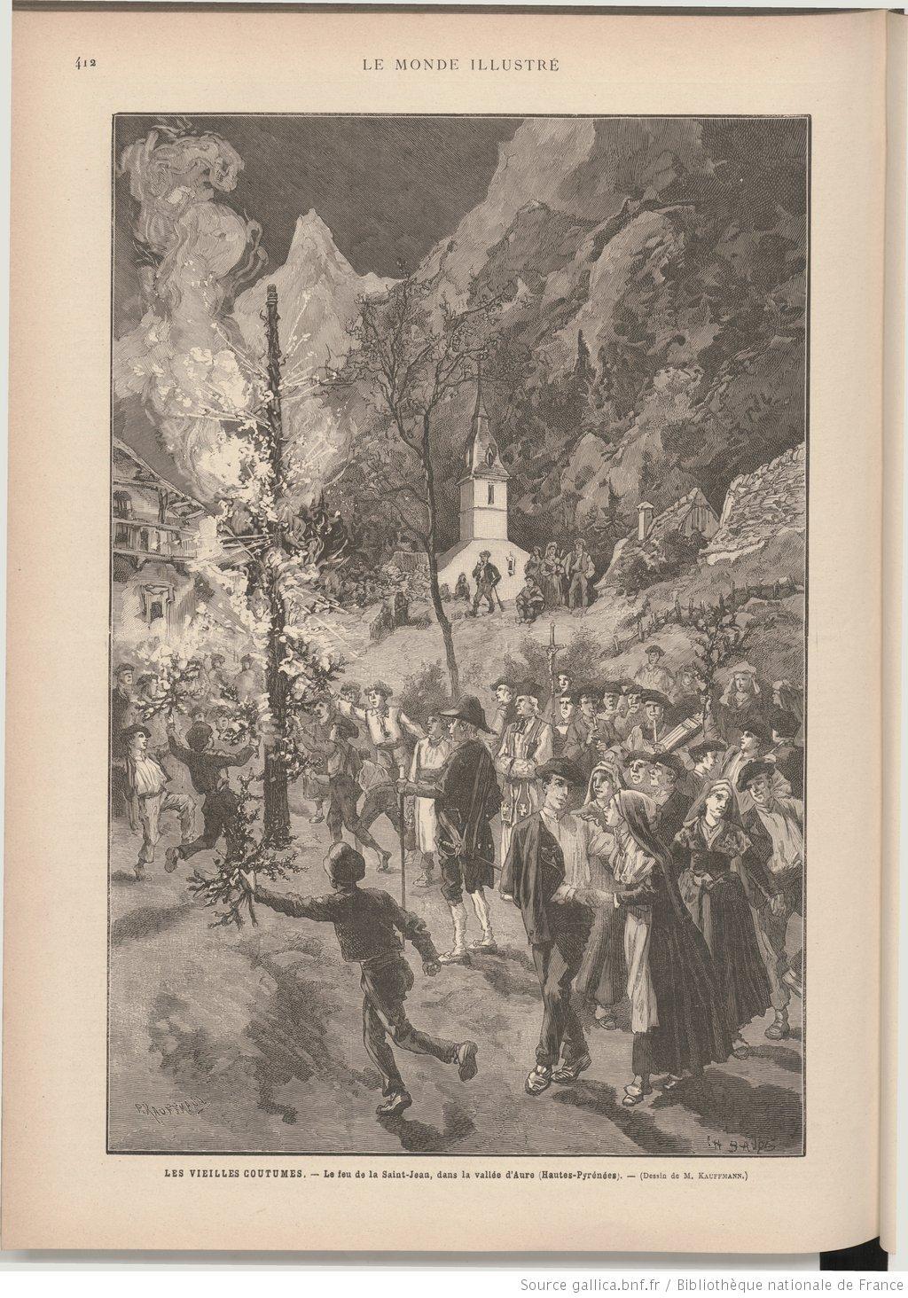 feu-saint-jean-vallee d aure-kauffmann