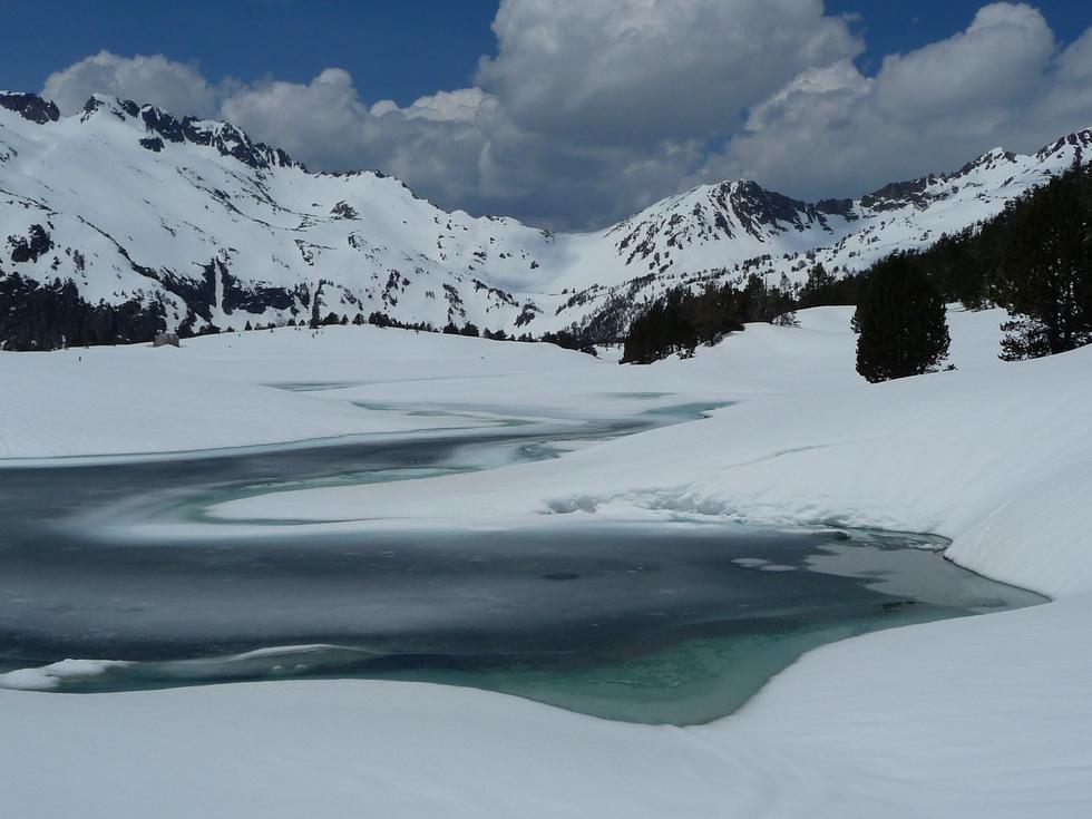 lac d aumar-monpelat-vallon d estibere-raquettes