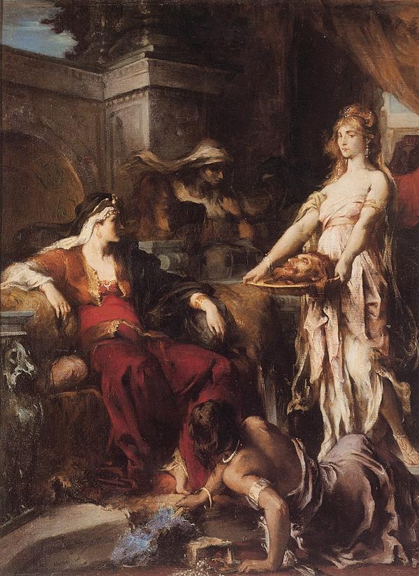 herodiade-salome-henri-leopold-levy