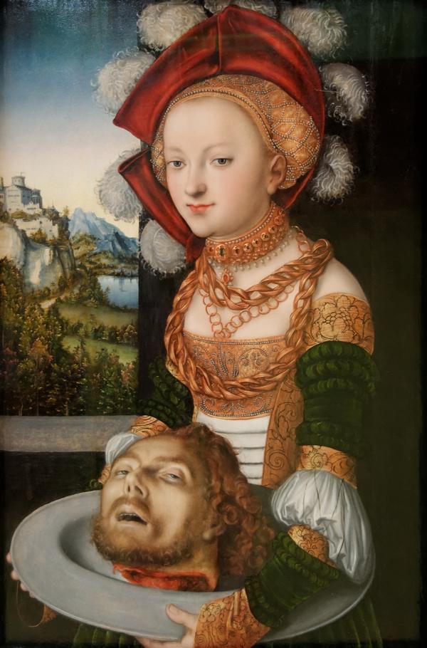 salome-tete-saint-jean-baptiste-lucas-cranach-l-ancien-liens-salome-herodiade