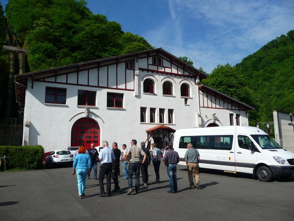 halte-a-centrale-hydroelectrique-licq-atherey-elus-haute-vallee-aure-visitent-la-verna