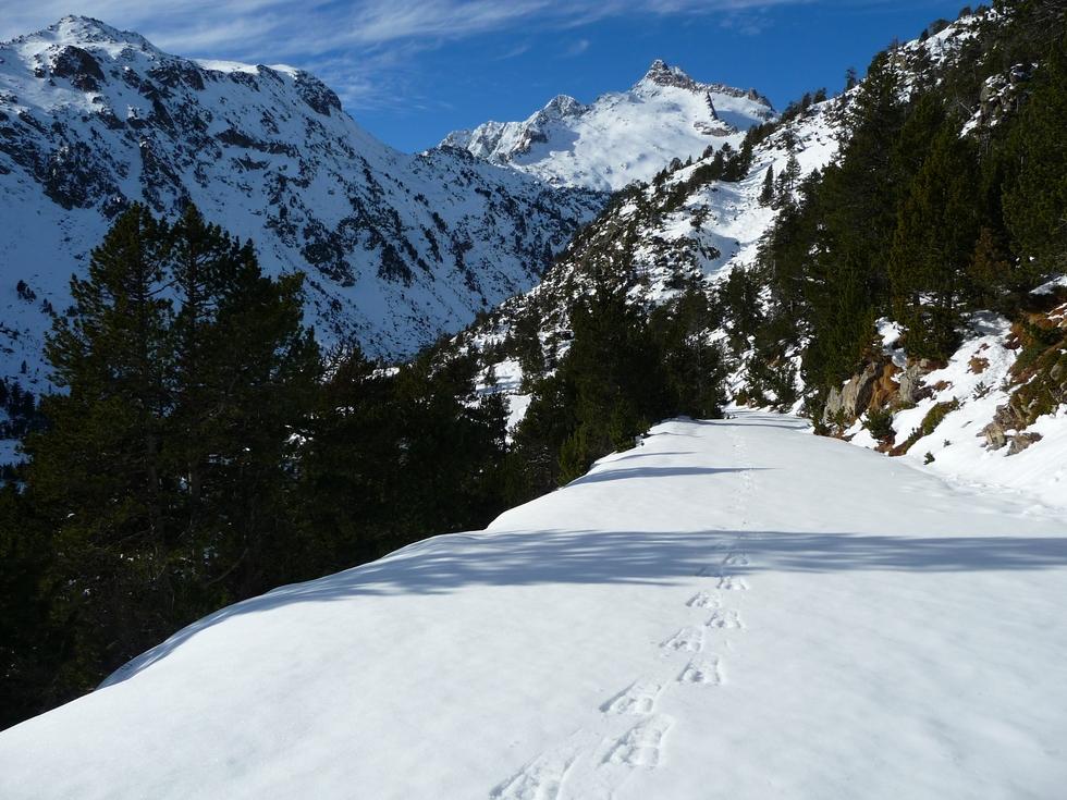 neige-extra-et-porte-bien-dans-ensemble-longue-randonnee-oredon-aumar-en-raquettes