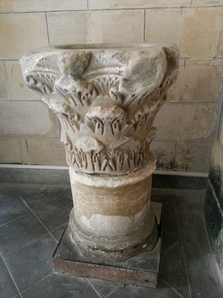 remploi-gallo-romain-eglise-fronsac-fin-vendanges-dans-bordelais