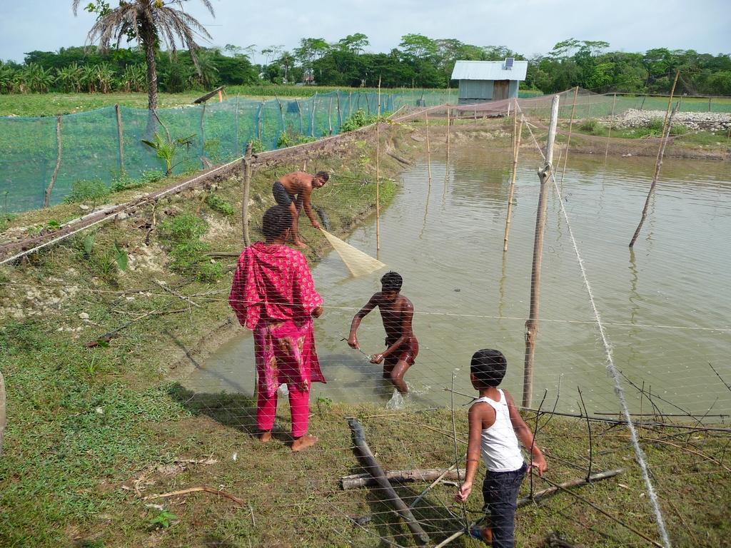 kanok-et-adnan-rendent-visite-rubel-et-jamal-pechant-dans-fish-project-rubel-un-nouveau-voyage-chez-mes-amis-bangladesh
